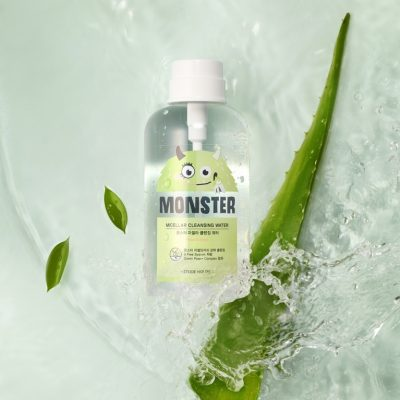 [etude] 에뛰드 SHOP SHOP VISUAL MONSTER Micellar Cleansing Water